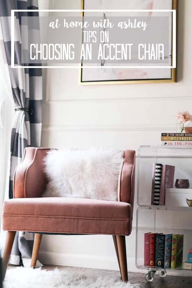 living room refresh tips on choosing an accent chair at home with