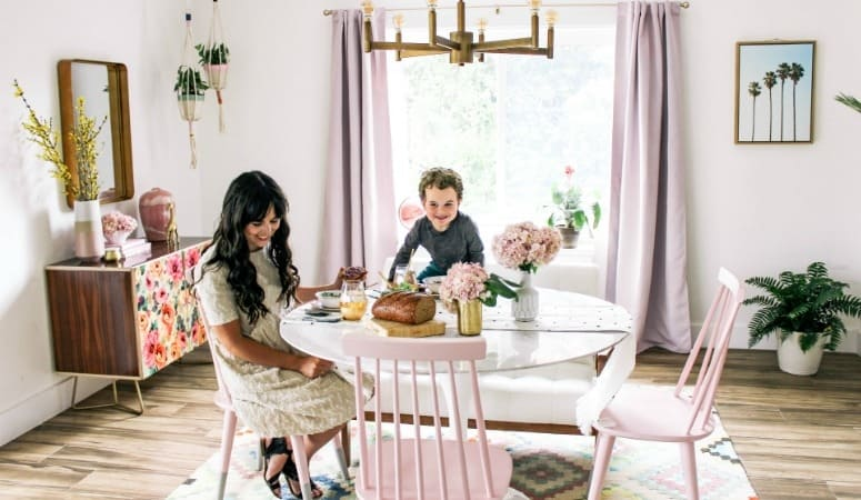 Florida Dining Room Reveal
