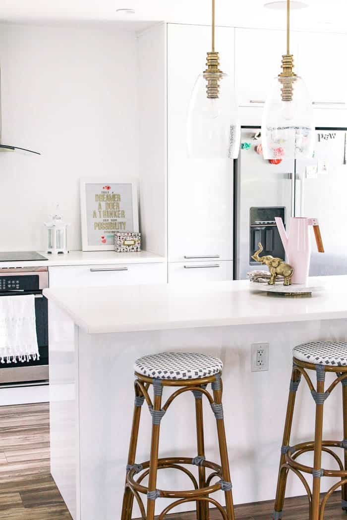 How To Update A Rental Kitchen And Get Your Deposit Back. Ideas On How To