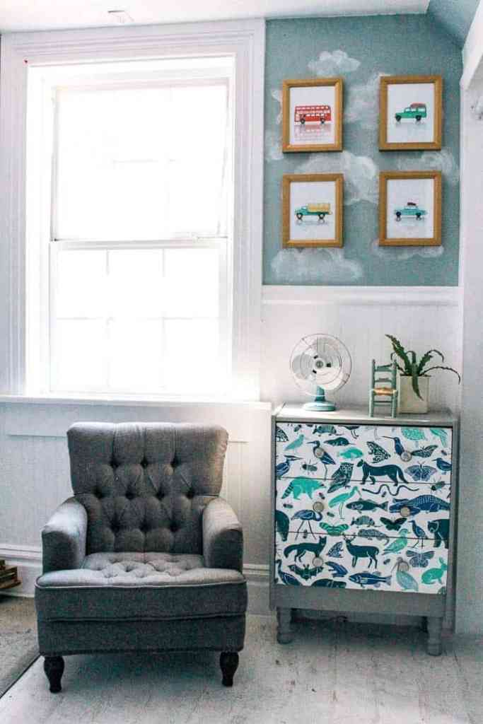 Ikea Rast Dresser Hack At Home With Ashley