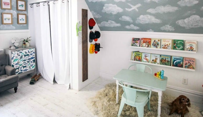 Don's Toy Story Room Reveal