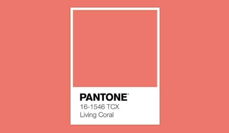How to Add Pantone Color of the Year Coral to your Home