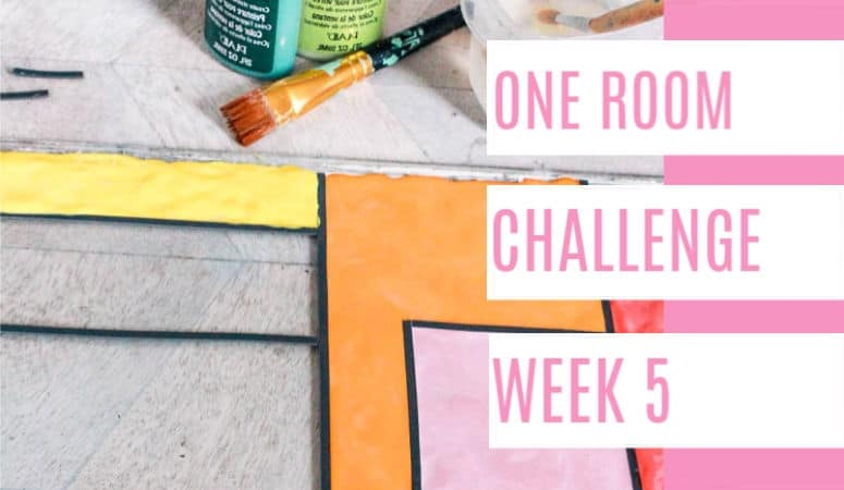 One Room Challenge 5