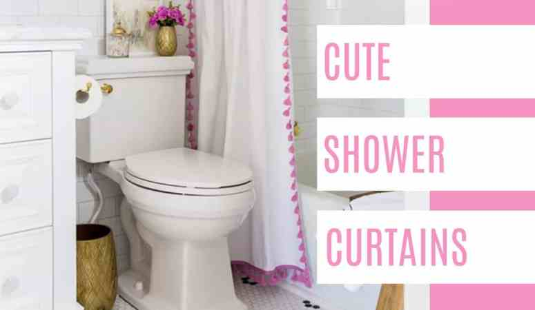 The Cutest Shower Curtains