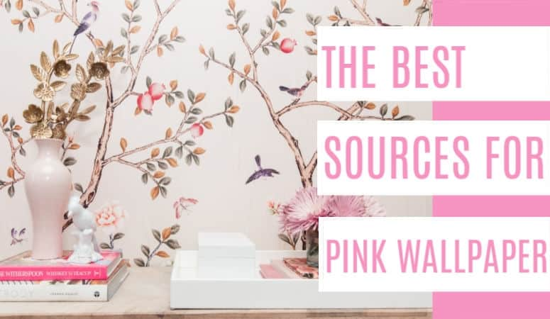 The Best Sources for Pink Wallpaper