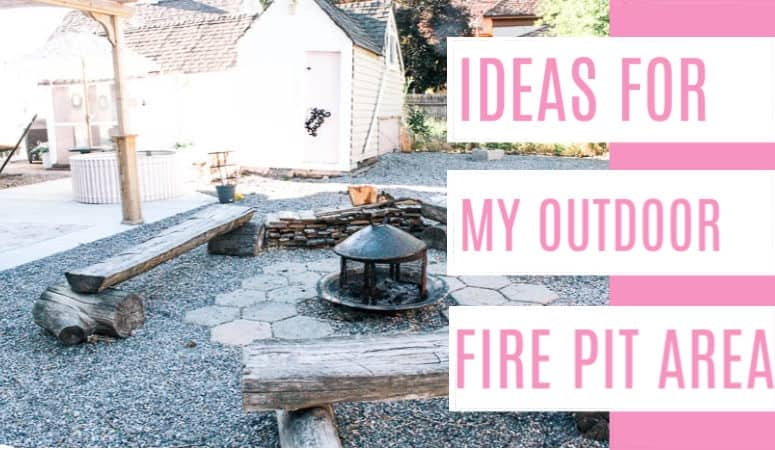 Pretty and Affordable Fire Pits
