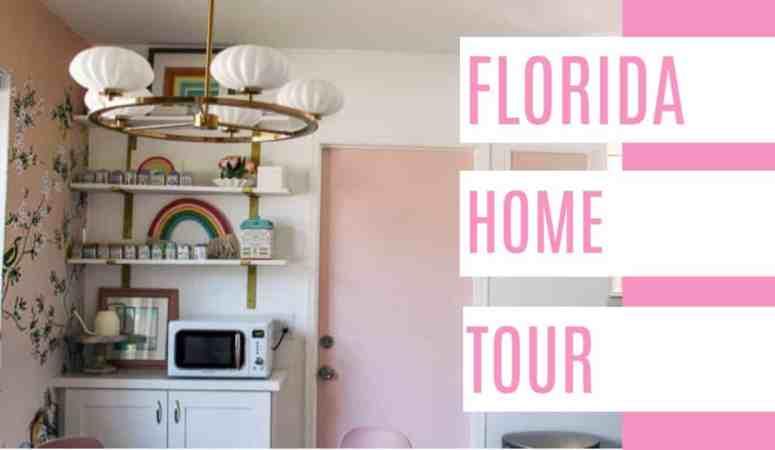 Florida House Tour