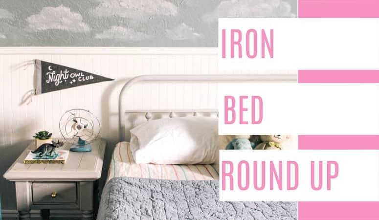 Iron Bed Round Up