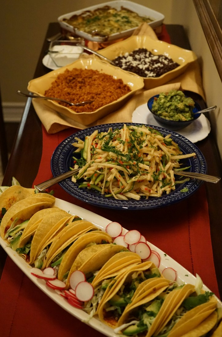 Mexican Fiesta Buffet