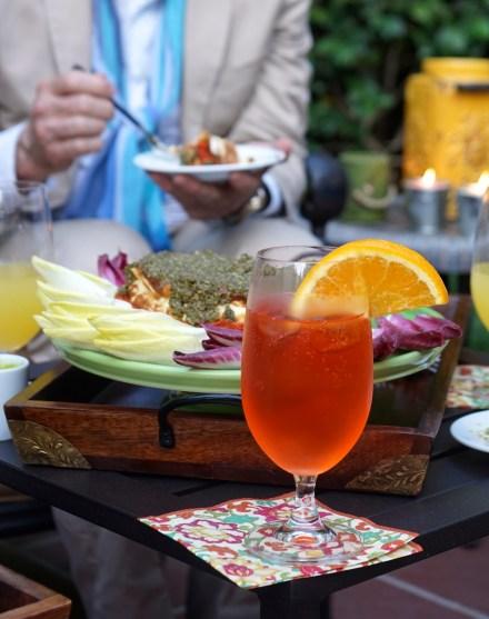 Aperol Spritz (Summer Solstice Party)