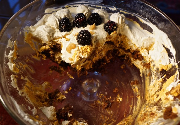 This Trifle is decadent and delicious to the last bite!