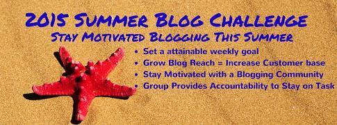 2015 Summer Blog Challenge 3