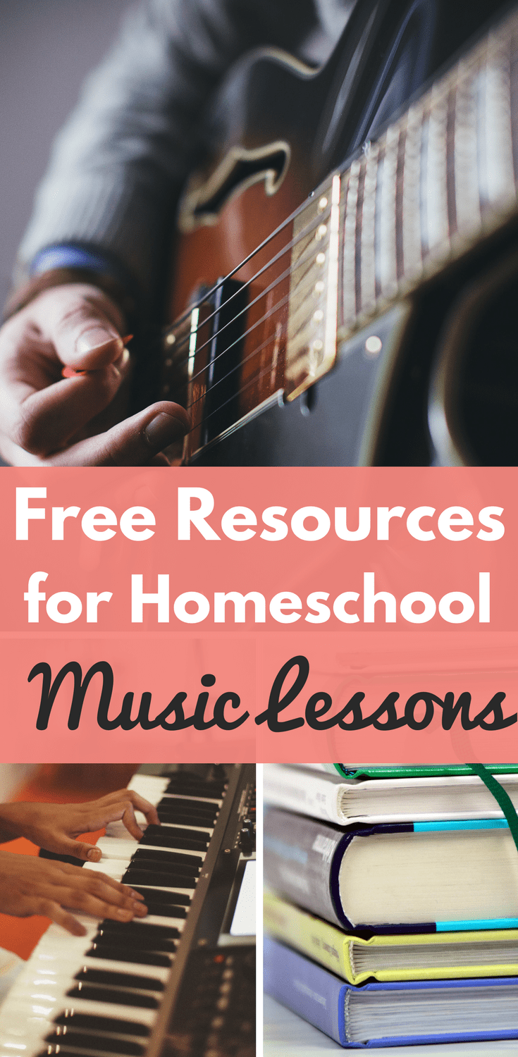 Free Homeschool Music Resources