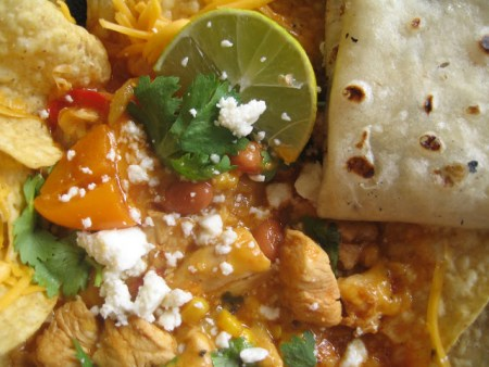 Rebecka's Tortilla Soup Recipe Challenge