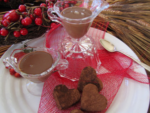 Nutella Hot Chocolate Espresso Hearts
