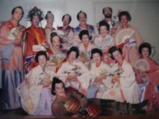 The Mikado 1997 Colorado Symphony Orchestra Cast