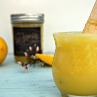 Meyer Lemon Curd - Home Canning