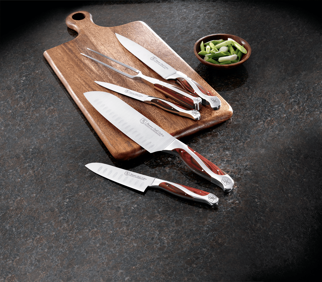 Hammer Stahl Cutlery Review