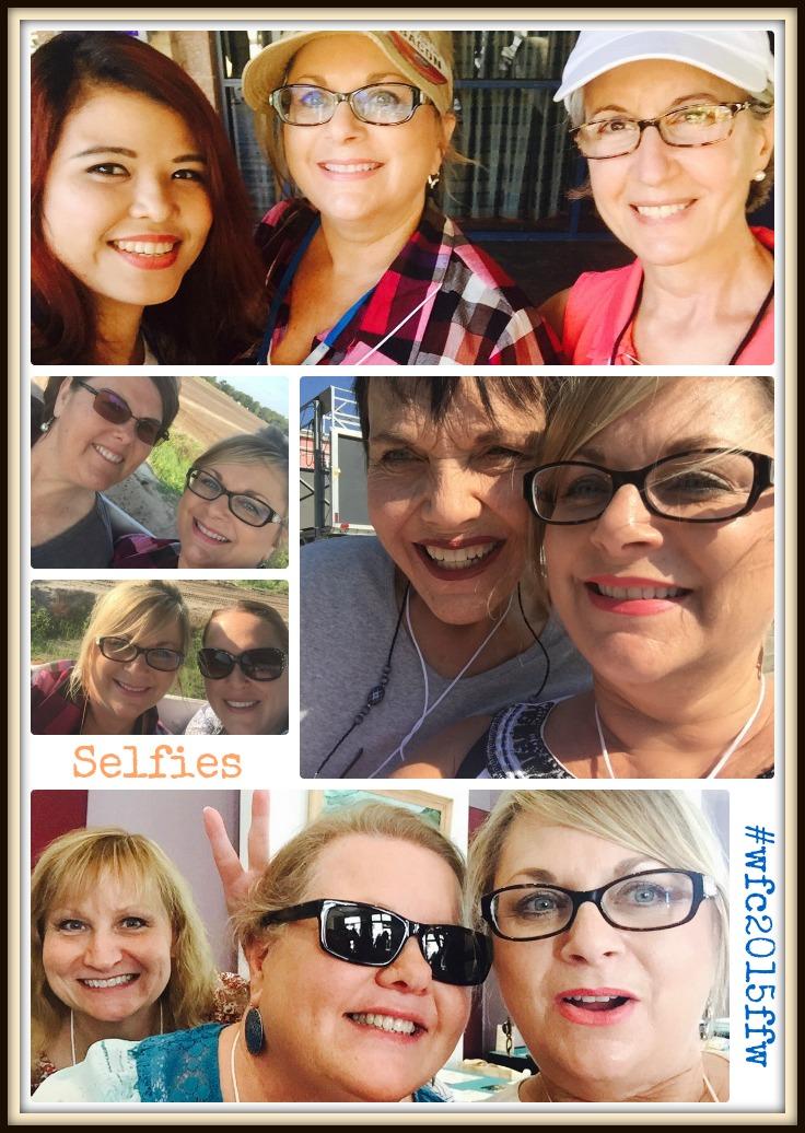 Selfies WFC2015FFW