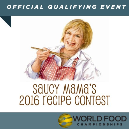Saucy Mama 2016 logo