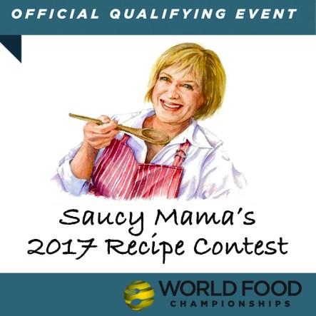 Saucy Mama Logo 2017