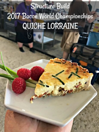 Three Cheese Quiche Lorraine Recipe