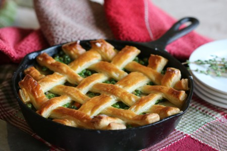 IMPOSSIBLE Shepard's Pie with Puff Pastry Lattice – Chef's Roll Challenge