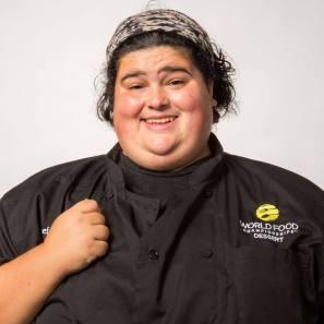 Chef Ava Marie Romero