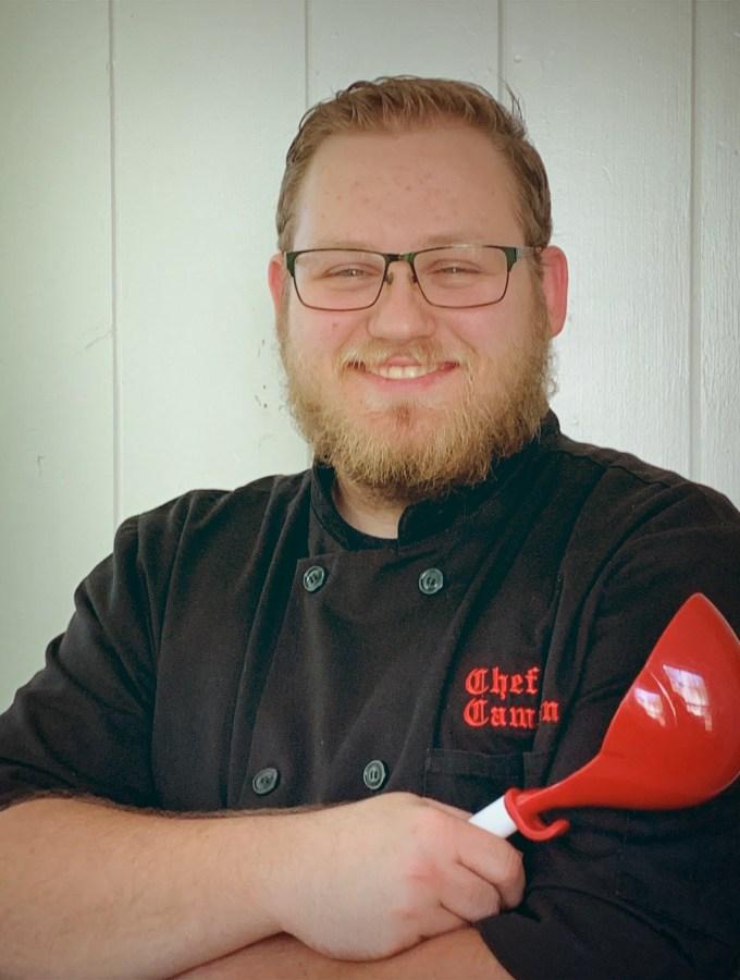 Chef Cameron Spencer