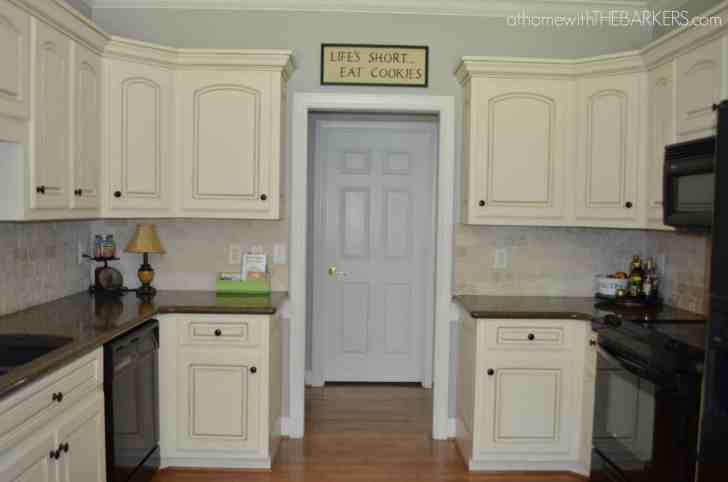 Kitchen Makeover Part Paint Home Barkers