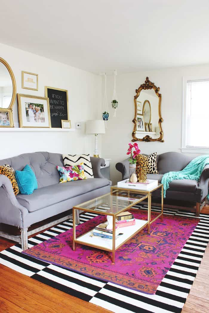 Coffee Table Inspiration- At Home with The Barkers on Coffee Table Inspiration  id=29880