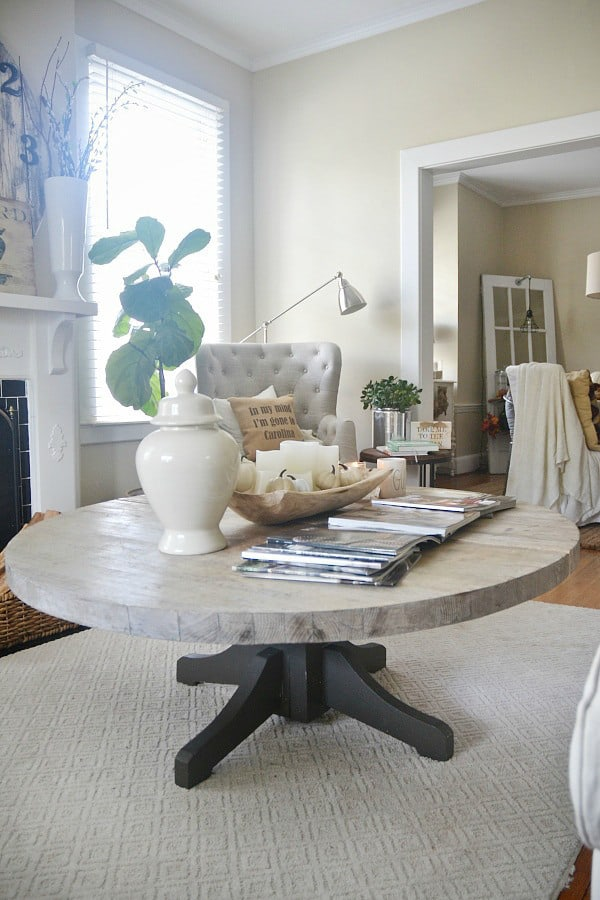 Coffee Table Inspiration- At Home with The Barkers on Coffee Table Inspiration  id=34934