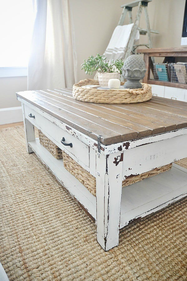 Coffee Table Inspiration- At Home with The Barkers on Coffee Table Inspiration  id=38698