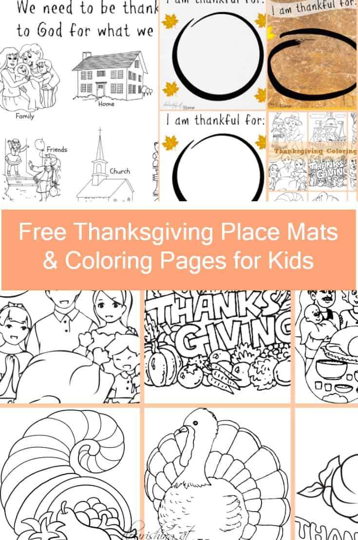 Free Thanksgiving Coloring Page - Adult Coloring Books | 1108x735
