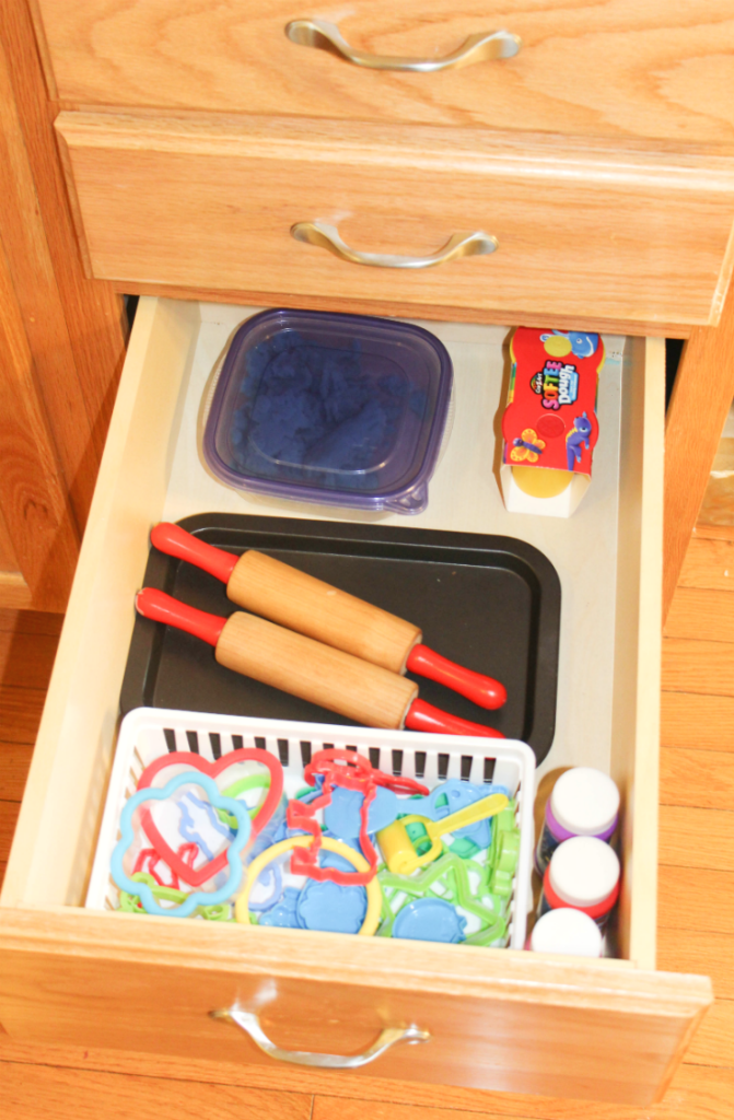 kitchen drawer organization - playdoug drawer