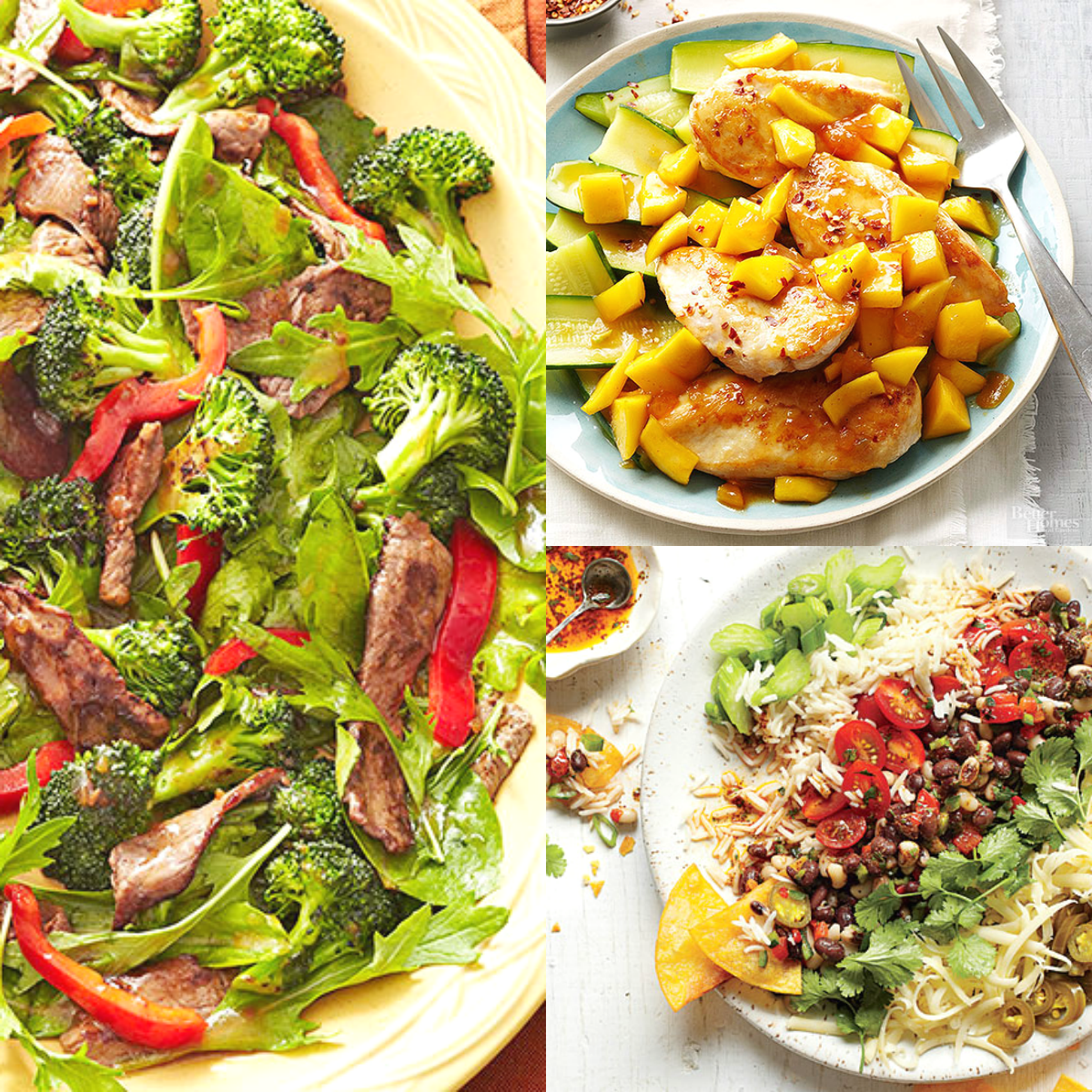 25 Spring Dinners for Busy Families - At Home With Zan