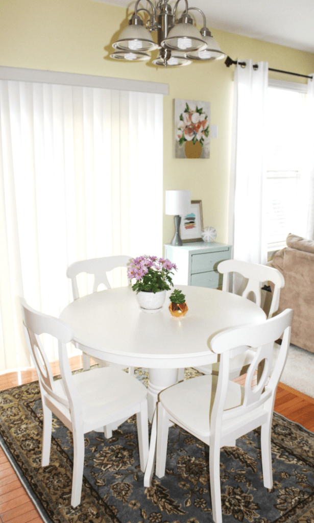 Breakfast Nook Reveal - At Home with Zan