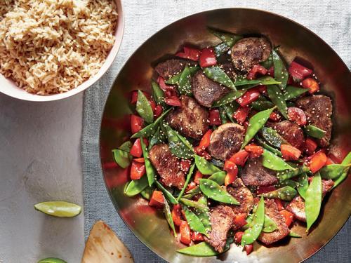 pork-stir-fry Cooking Light