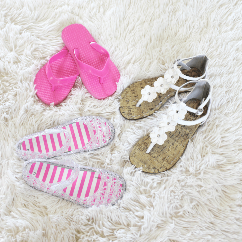 Kids Fashion - Spring & Summer Shoes - At Home With Zan
