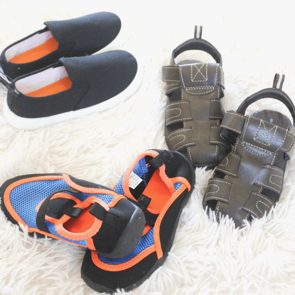 Kids Fashion - Toddler Shoes - Boy - At Home With Zan