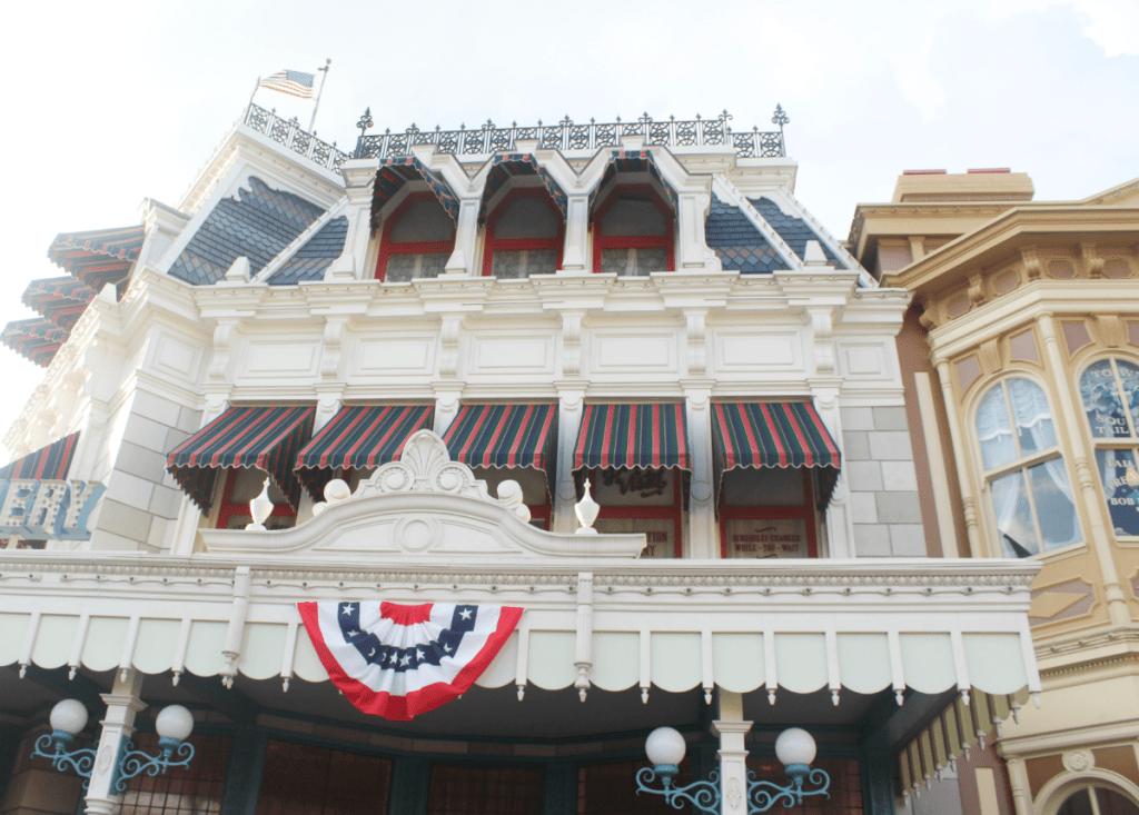 Orlando Vacation - Disney's Magic Kingdom - Buildings - At Home With Zan
