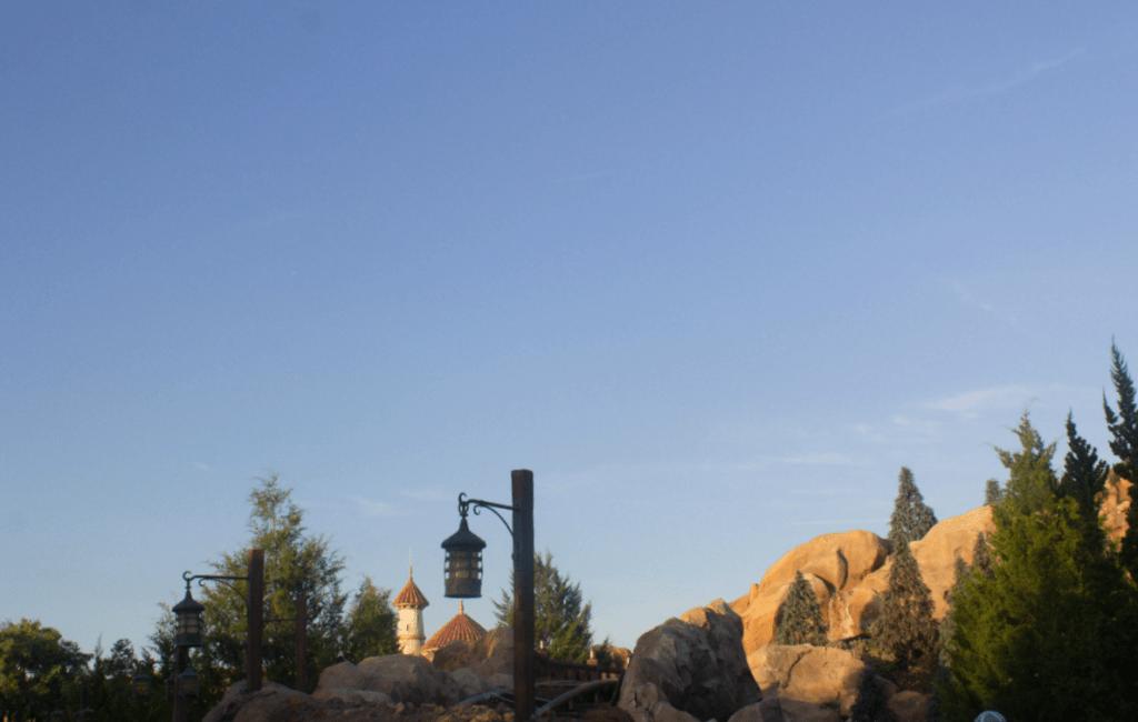 Orlando Vacation - Disney's Magic Kingdom - Park - At Home With Zan