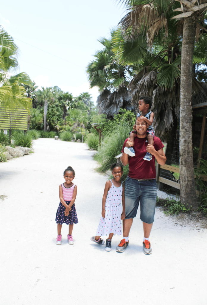 Orlando Vacation - Wild Florida - Park for Wild Animals - At Home With Zan