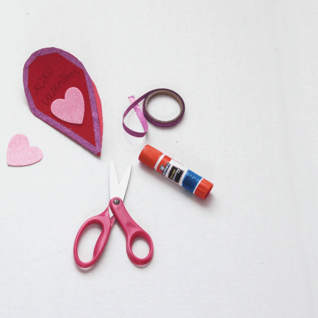 DIY Valentines Cards -For Kids - At Home With Zan-