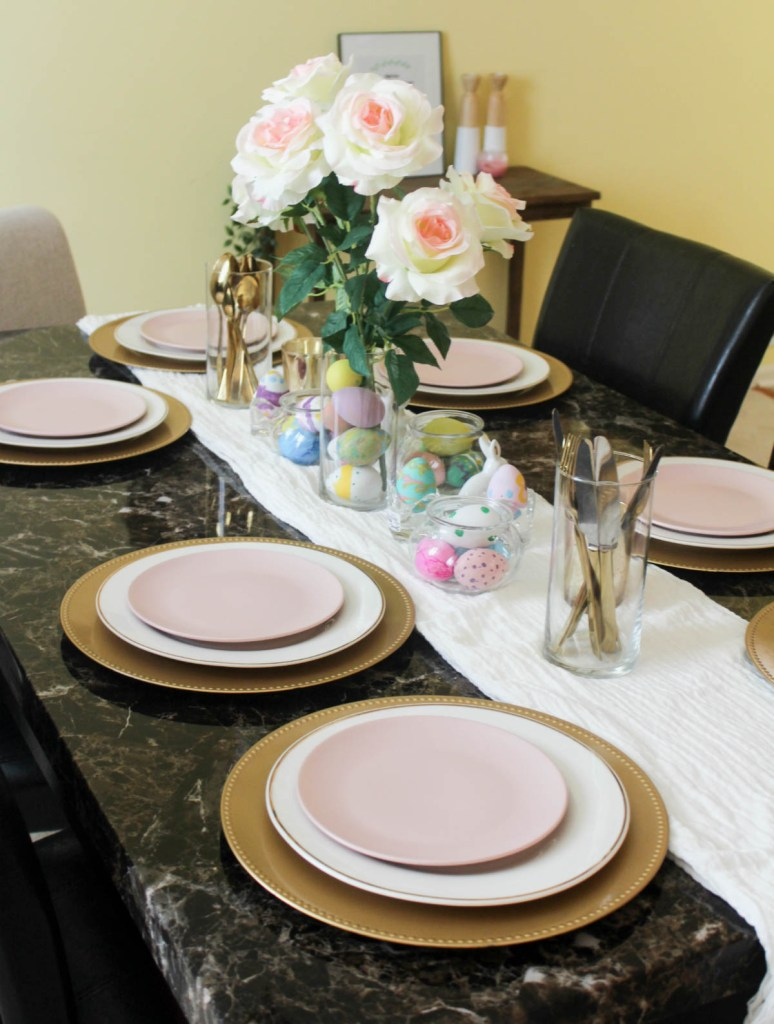 Easter - Table Setting - At Home With Zan (1)