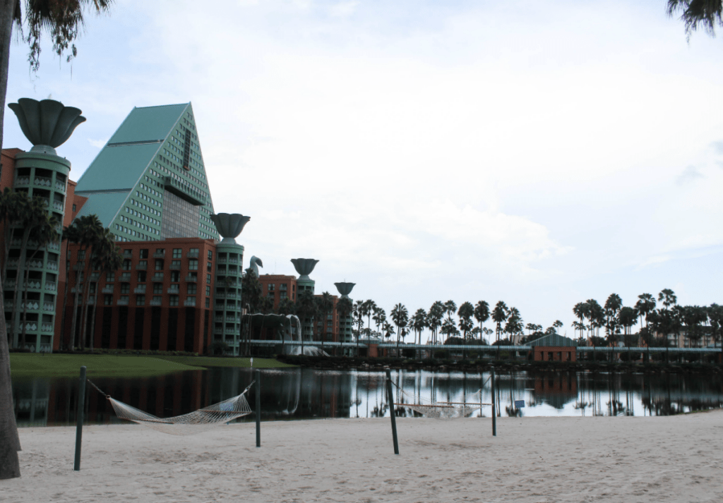 Disney -Dolphin -Resort-Review-Hotel-Lovely View at Resort -Travel-Disney Vacation-Orlando-At Home With Zan