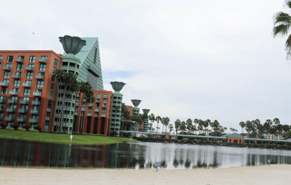 ney -Dolphin -Resort-Review-Hotel-View-Travel-Disney Vacation-Orlando-At Home With Zan