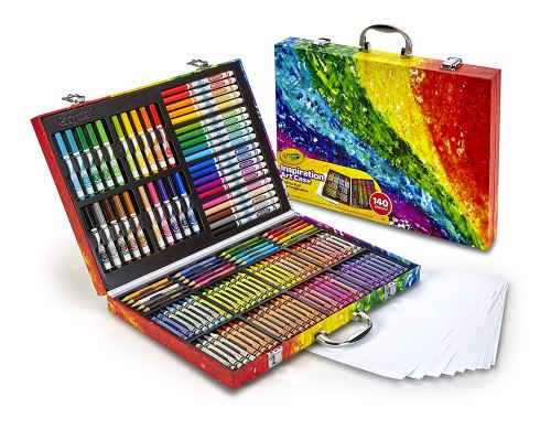 Art Kit - Holiday Gift Guide for 6-8 Year Olds - At Home With Zan