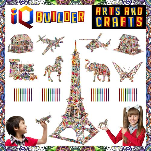 Arts and Craft Kit - Holiday Gift Guide for 6-8 Year Olds - At Home With Zan