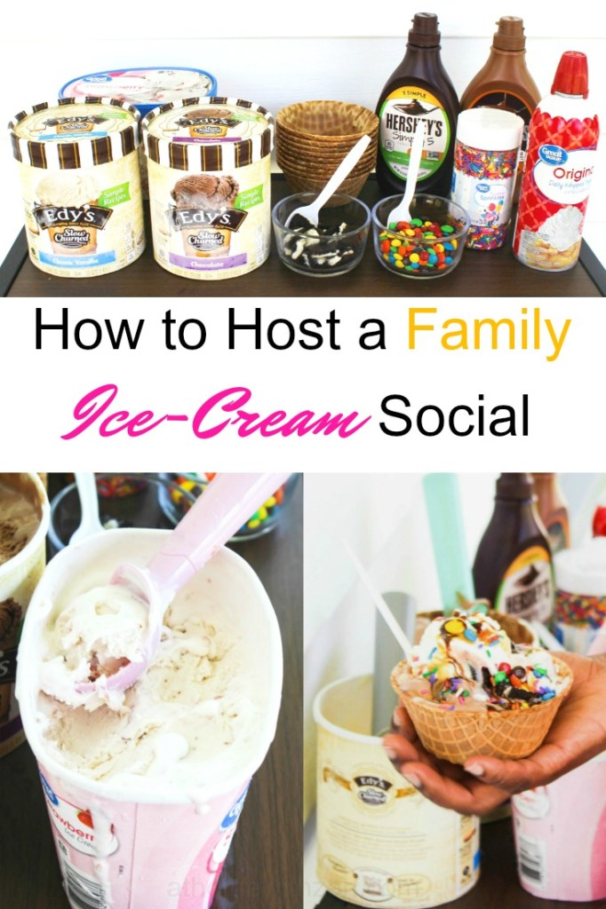 ice-cream social